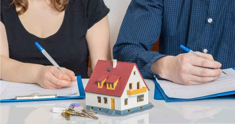 Sell house quickly on divorce